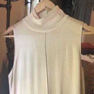 Zara Gold Satin Dress